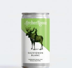 Can of Archer Roose Wine
